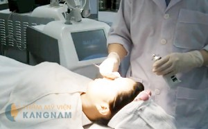 Tư vấn cách chữa sẹo lõm và giá cả tại Kangnam