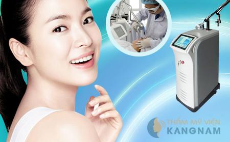 Trị sẹo lồi AN TOÀN không xâm lấn kết quả xóa sẹo tới 90% l2