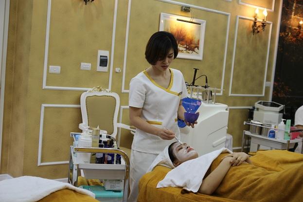 Công nghệ Peeling – Giải pháp điều trị sẹo thâm sau mụn triệt để 4