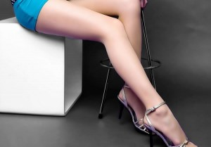 Cách trị sẹo thâm lâu năm ở chân