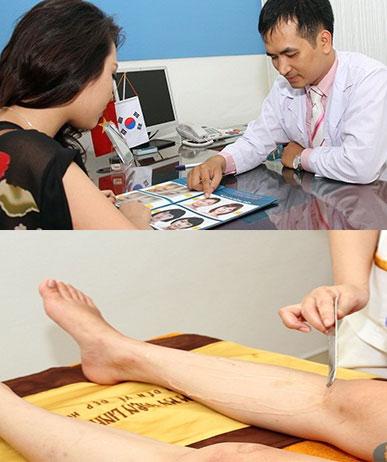 Xóa tan sẹo thâm ở chân giúp bạn thêm tự tin và cá tính 7