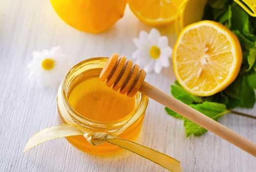 3 công thức làm đầy sẹo lõm từ mật ong 2