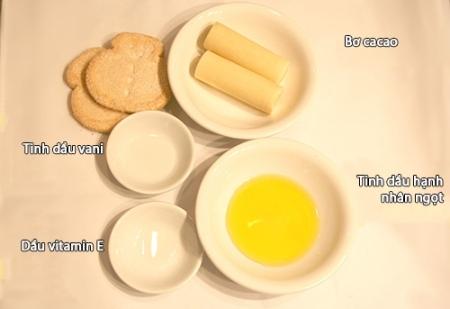 """""""Đánh bay"""" sẹo thâm hiệu quả với kem Butter Cacao tự chế2"""