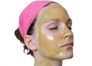 Massage trị sẹo thâm bằng tinh dầu oliu
