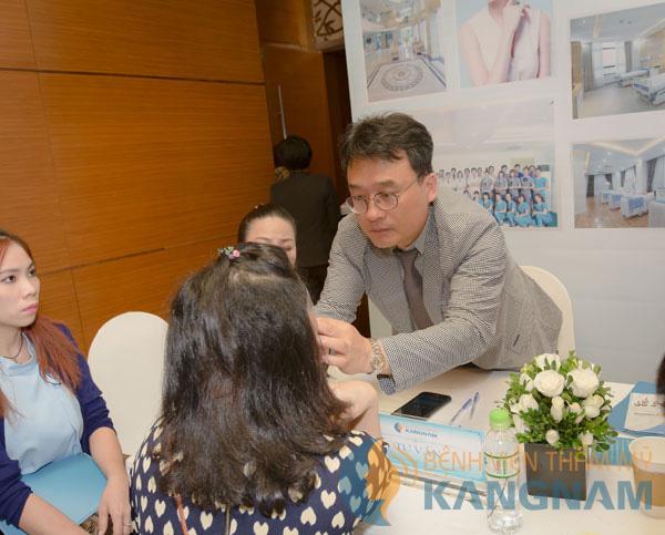 Cách trị sẹo lõm hiệu quả nhất tại Bệnh viện thẩm mỹ Kangnam567