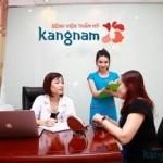 Tại Kangnam, thời gian điều trị sẹo lõm mất khoảng bao lâu?