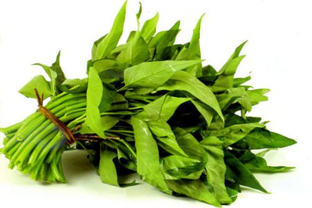 Không ăn rau muống sẽ giúp vết thương mau lành và tránh sẹo lồi