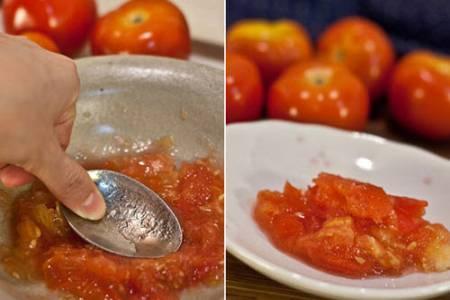 Mặt nạ cà chua giúp trị sẹo lõm lâu năm rất tốt