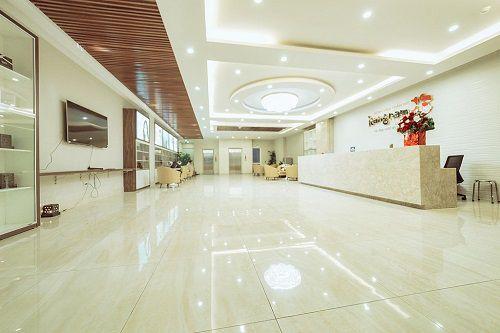 Cơ sở vật chất trang thiết bị hiện đại tại Kangnam